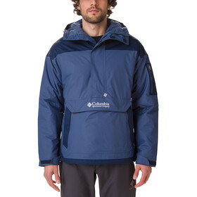 Columbia Challenger Giacca Uomo, dark mountain/collegiate navy